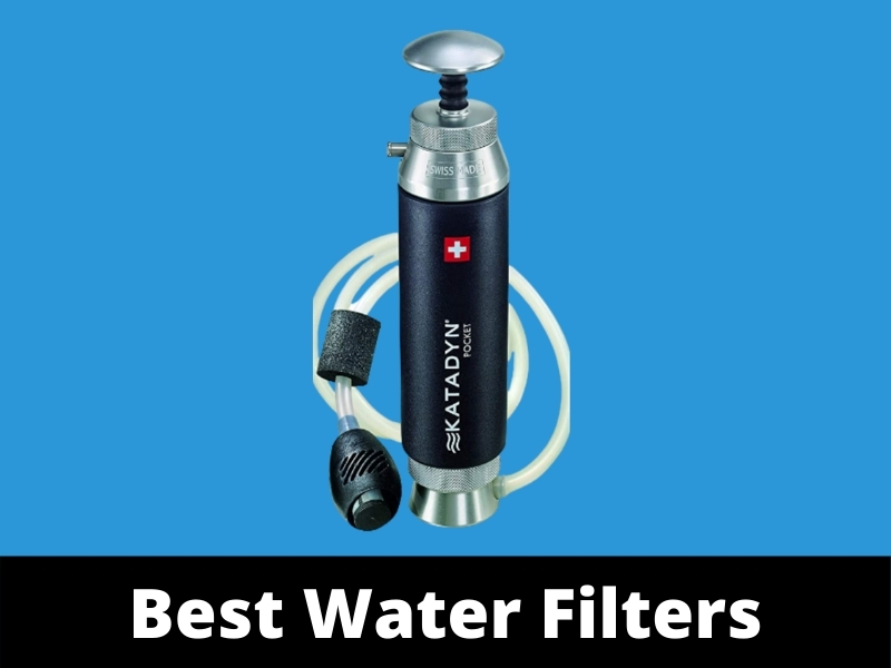 Best Portable Water Filter For Survival